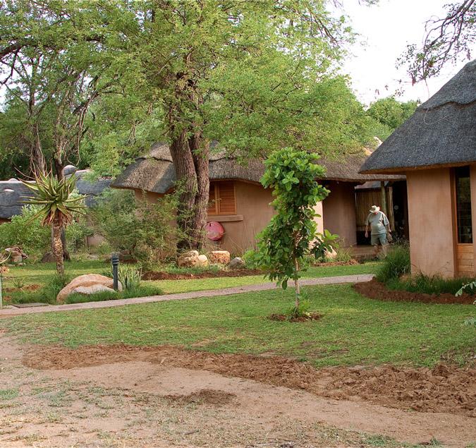 Shoulder season safari in Africa, lodge accommodation