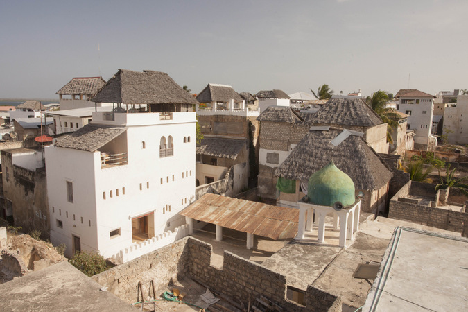 Lamu Town, Kenya