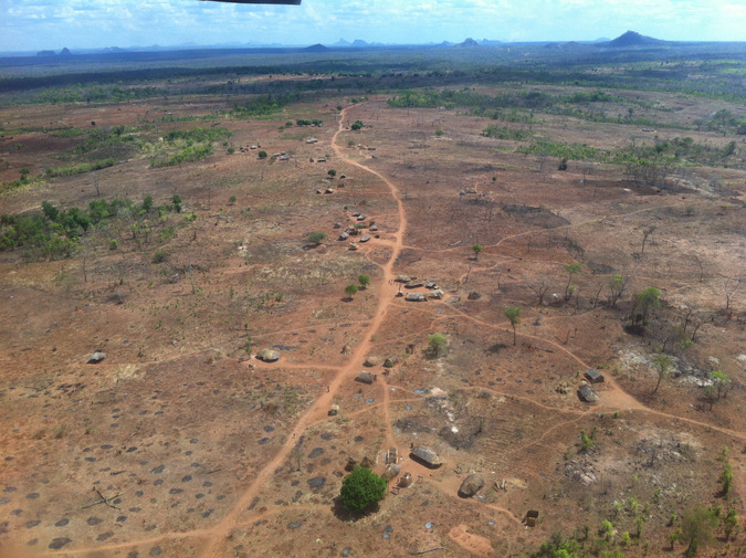 Niassa deforestation, Niassa National Reserve