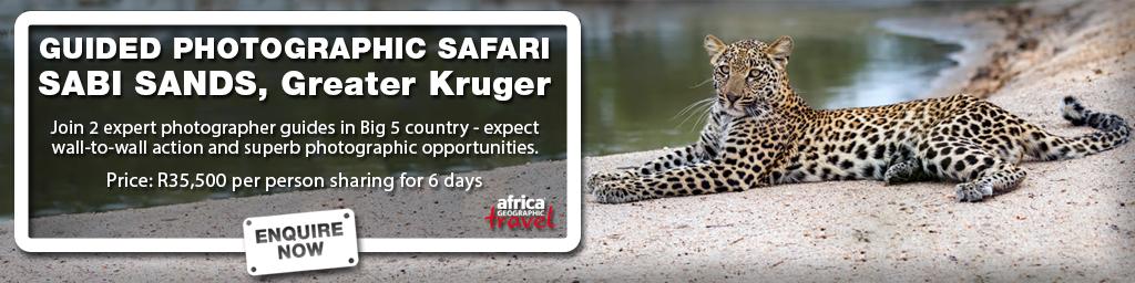Sabi Sands Photographic Safari