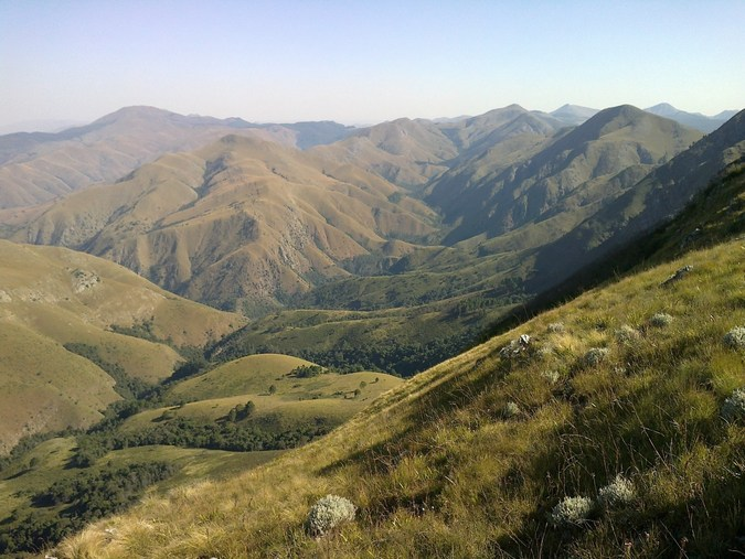 Barberton Makhonjwa Mountains