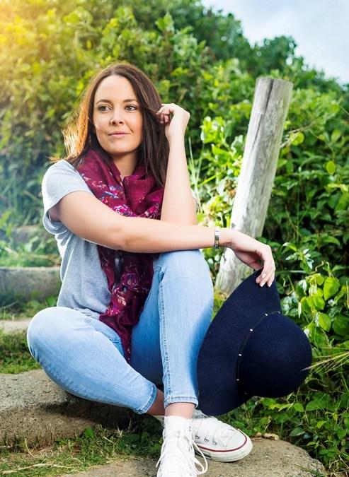 Radio personality, Erin Dickson
