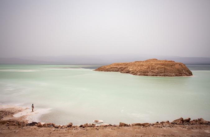 Sables Blancs in Djibouti