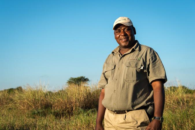 Field guide Stanley Phiri