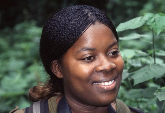 Ranger Harriet Kemigisha