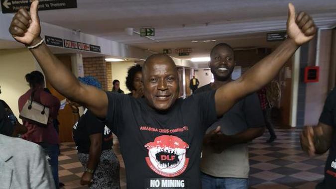 Community member Steven Mdimgi