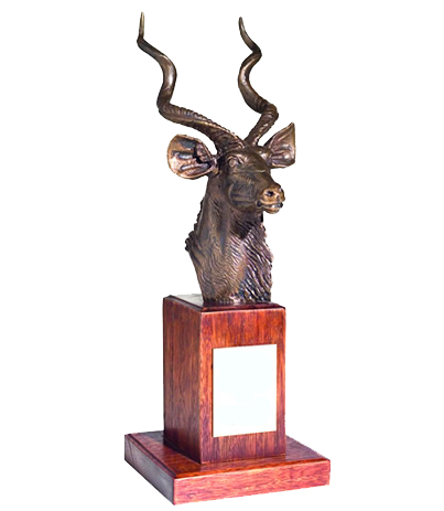 The prestigious Kudu Award