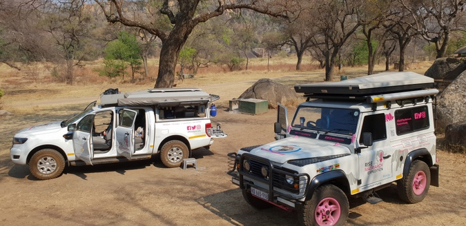 Journeys with Purpose: The Rise of the Matriarch expedition vehicles