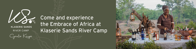 Klaserie Sands River Camp