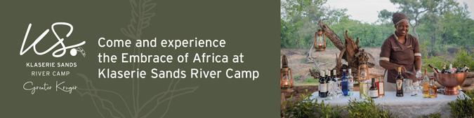 Klaserie Sands River Camp