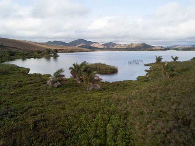 Lake Sophia, Madagascar