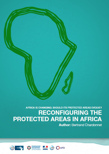 Reconfiguring the protected areas in Africa