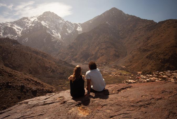 Aroumd village, Morocco