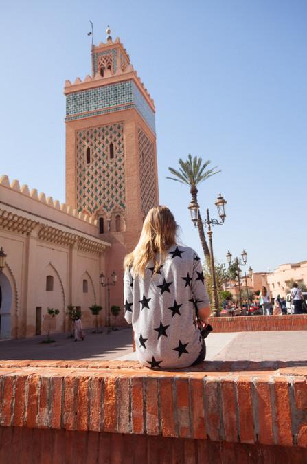 Koutoubia Mosque, Morocco