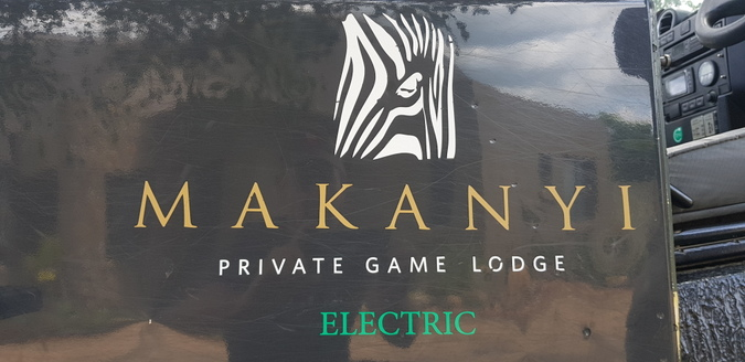 Makanyi Lodge proudly going electric