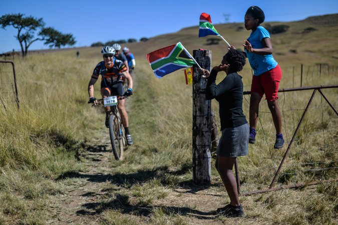 Mountain bike racers, joberg2c