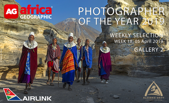 Photographer of the Year 2019 Weekly Selection