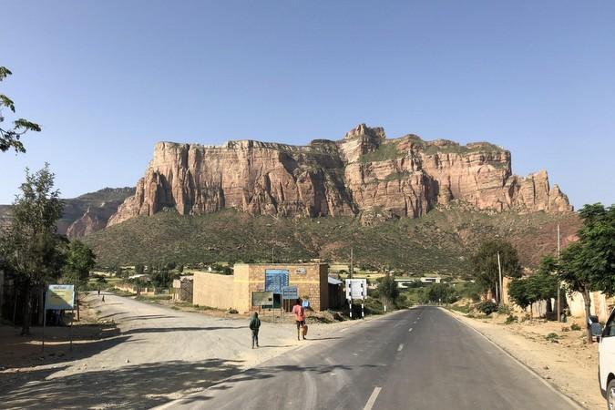 Abuna Yemata Guh, Tigray region, Ethiopia © Erika Atienza