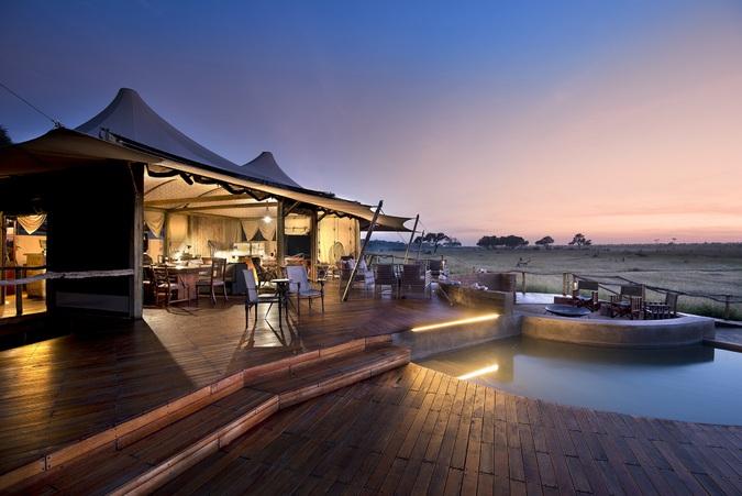 Luxury lodging in Hwange, Zimbabwe, travel in Africa