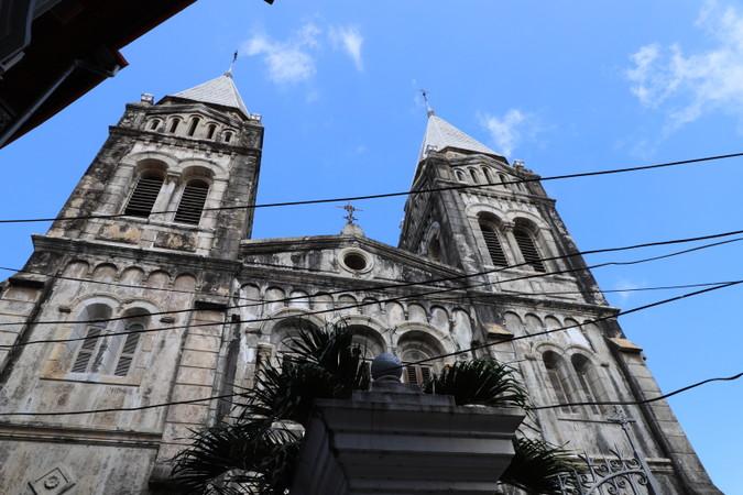 Church in Stone Town, Zanzibar