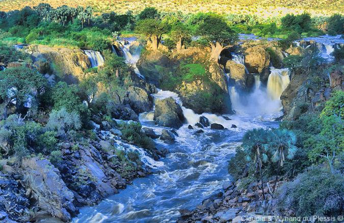 The Epupa Falls, Namibia