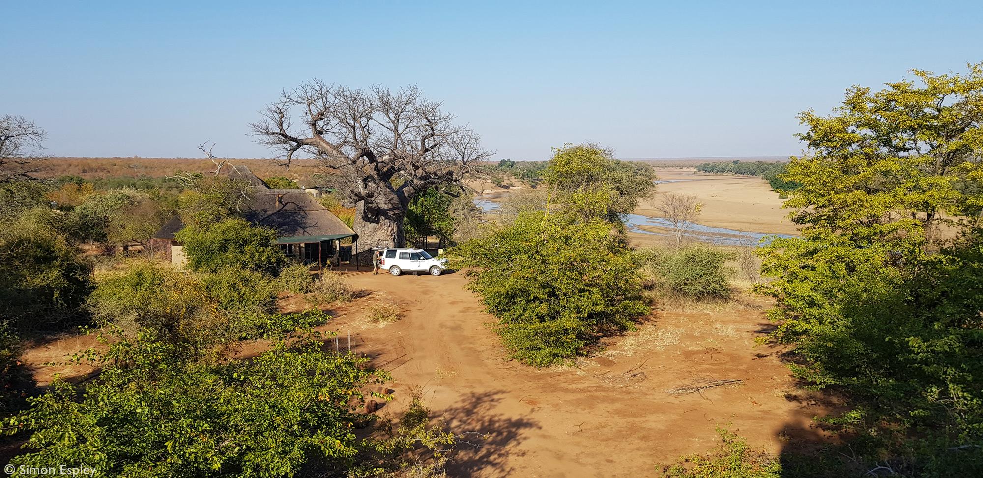 Accommodation at Swimuwini, Zimbabwe