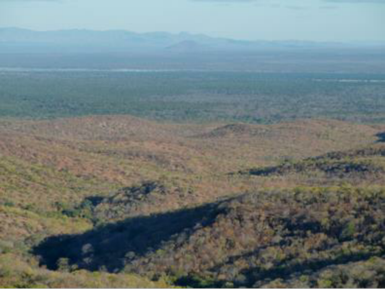 The site of proposed Kangaluwi Copper Project in Zambia
