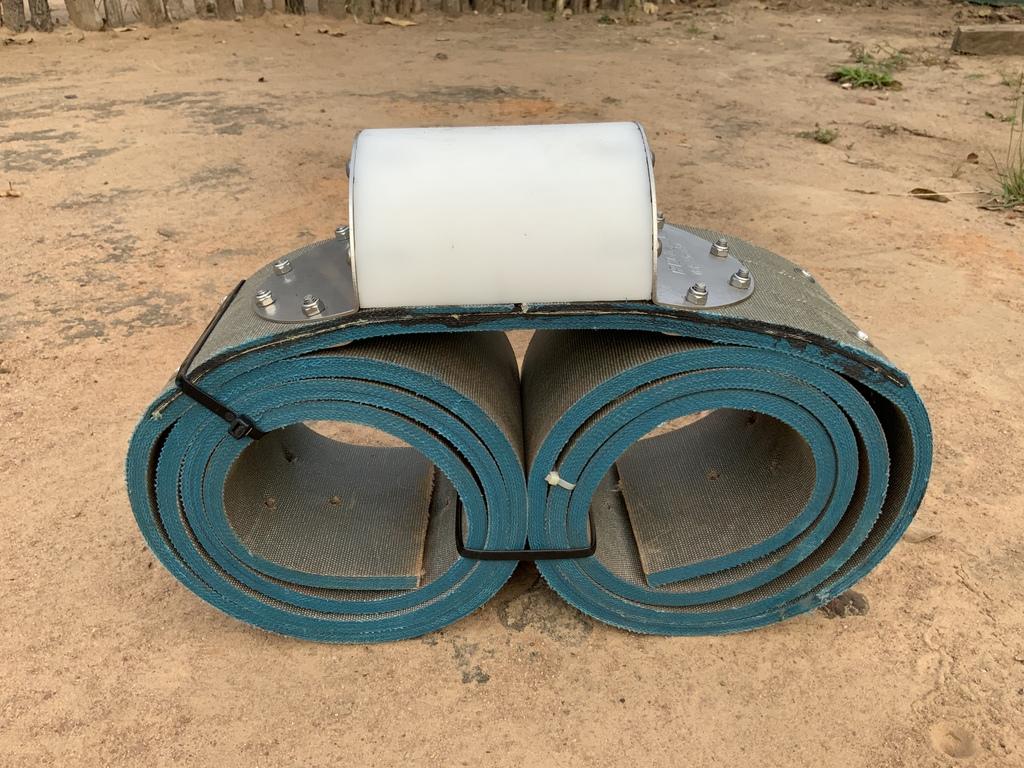 Elephant collar
