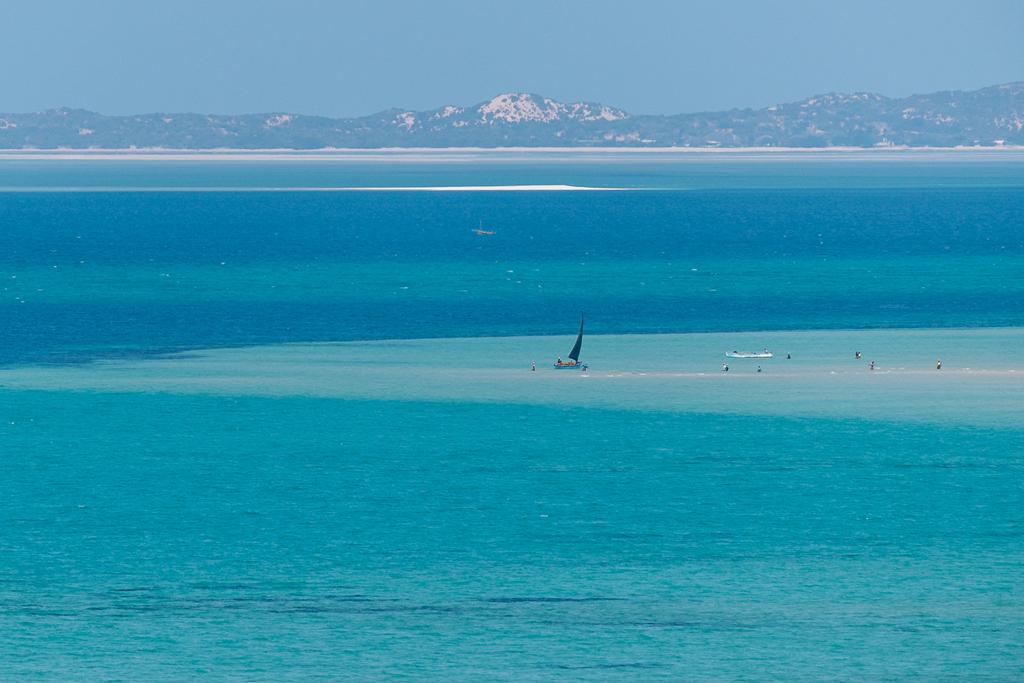 The Bazaruto Archipelago in Mozambique