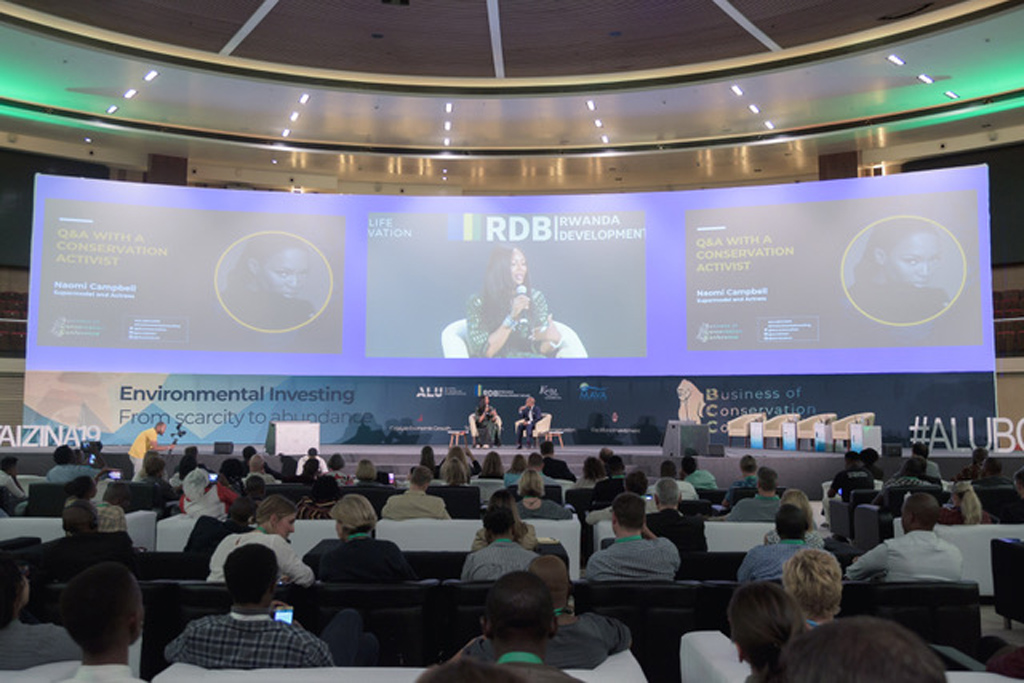 Business of Conservation Conference in Rwanda
