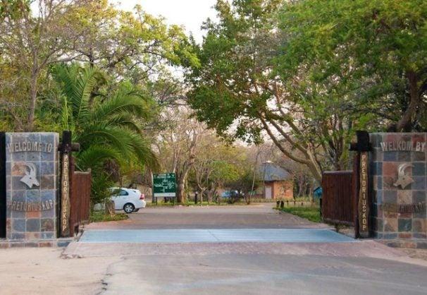 Pretoriuskop village in the Kruger Park