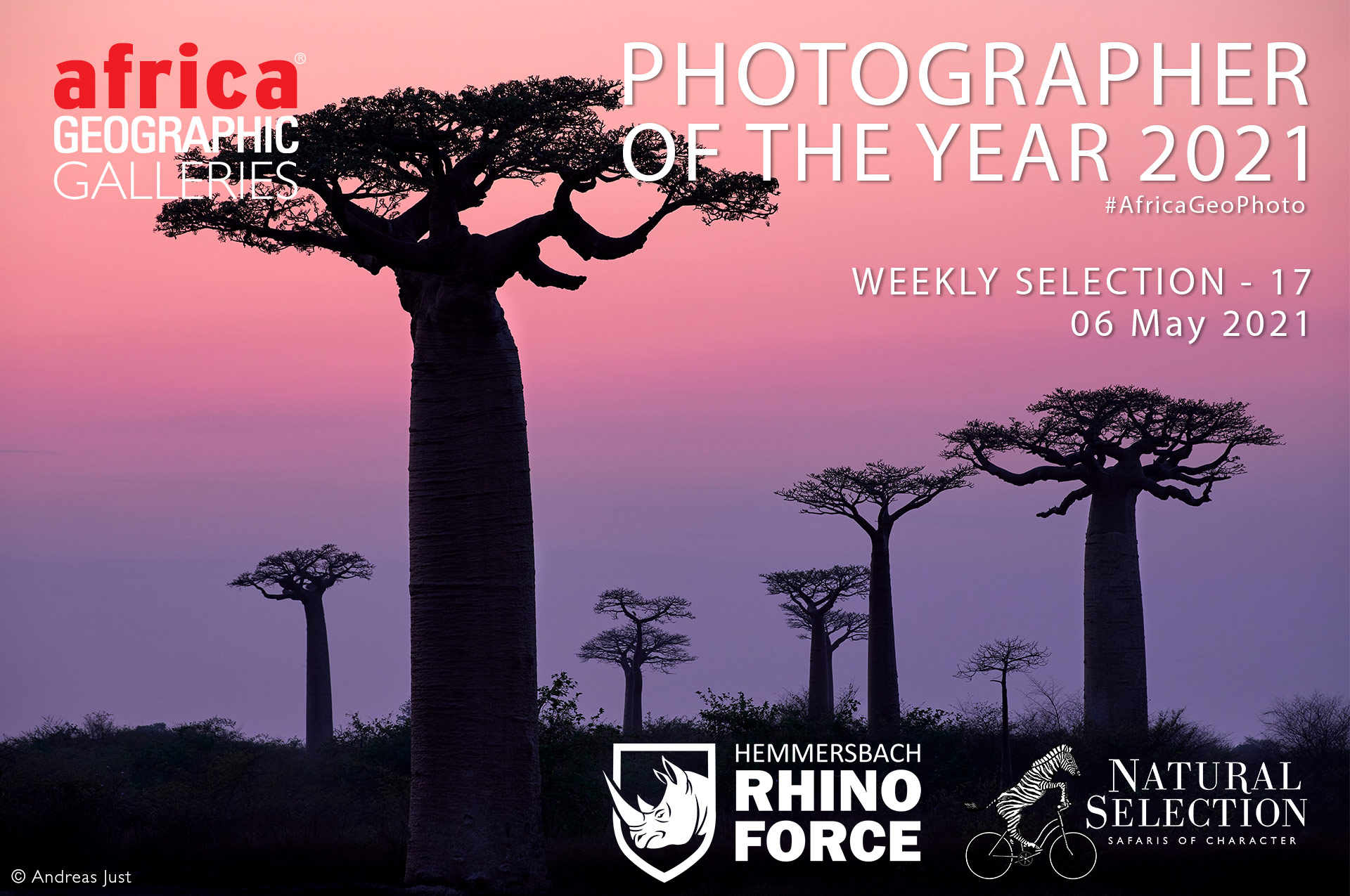 Photographer of the Year 2021 Weekly Selection: Week 17 - Africa Geographic
