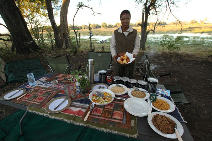 Botswana-Mobile-Tented-Camp